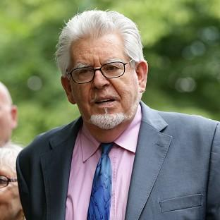 Entertainer Rolf Harris is on trial at Southwark Crown Court in London, accused of indecent assaults on under-age girls
