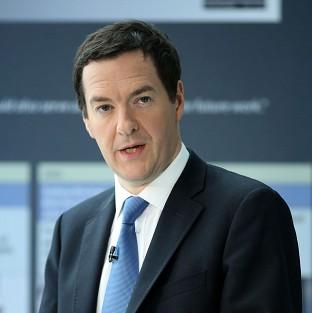 Chancellor George Osborne has criticised Labour's policy on immigration