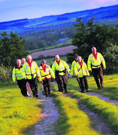 Oxfordshire Lowland Search and Rescue, OxSAR, has been called to help police search for missing people more times already this year than the whole of last year, so they are starting a big recruitment drive