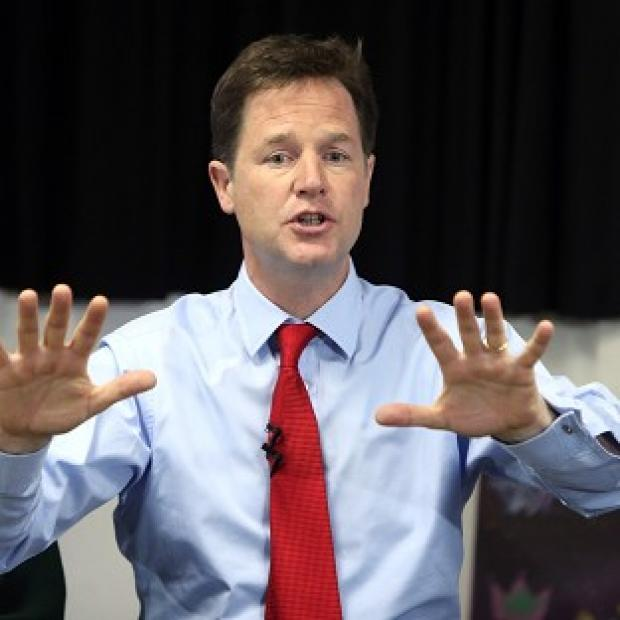 Bicester Advertiser: Nick Clegg has sounded a rallying call to the Liberal Democrats after recent poll reverses.