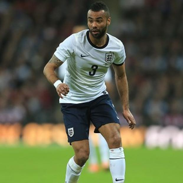 Bicester Advertiser: Ashley Cole was left out of England's World Cup squad