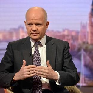 Bicester Advertiser: Foreign Secretary William Hague says the UK wants reformers to take the top jobs in Europe
