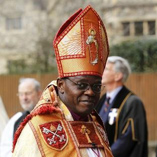 The Archbishop of York says inequality in Brit
