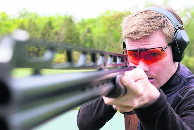 Oakley's Matt French has made England's clay target shooting team for the Commonwealth Games