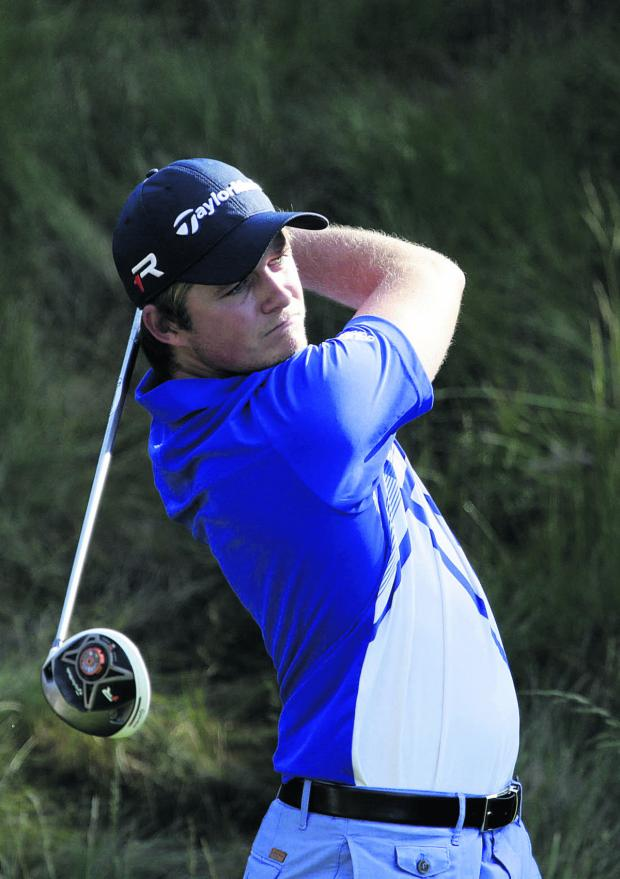 Bicester Advertiser: GOLF: Pepperell finishes in tied 31st