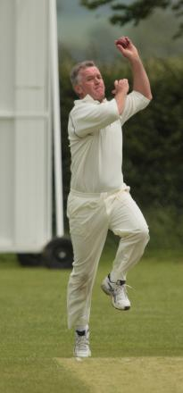 Carl Needham took four wickets for Marsh Gibbon