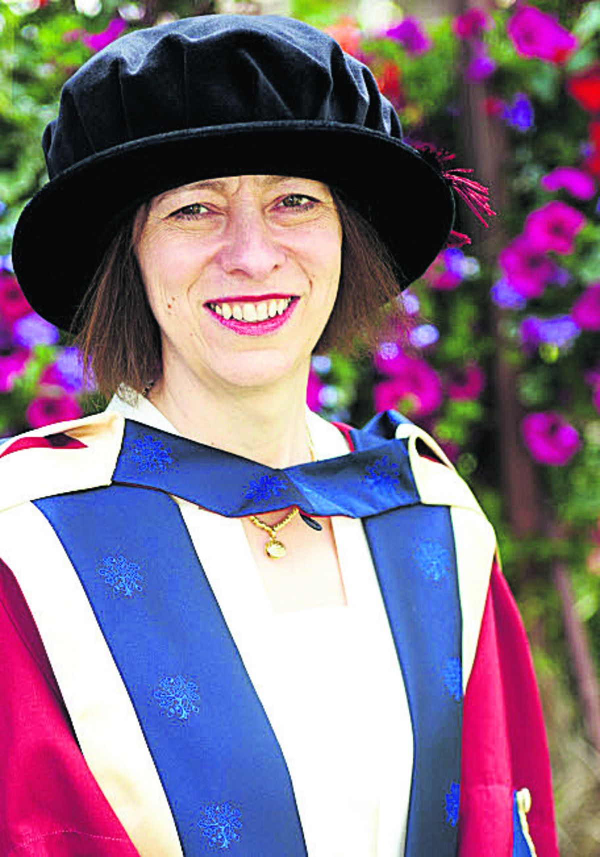 Joanna Simons, chief executive of Oxfordshire County Council