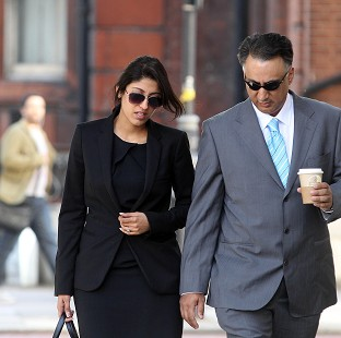 Aisha Ali-Khan and Mohammed Afiz Khan will be sentenced next month