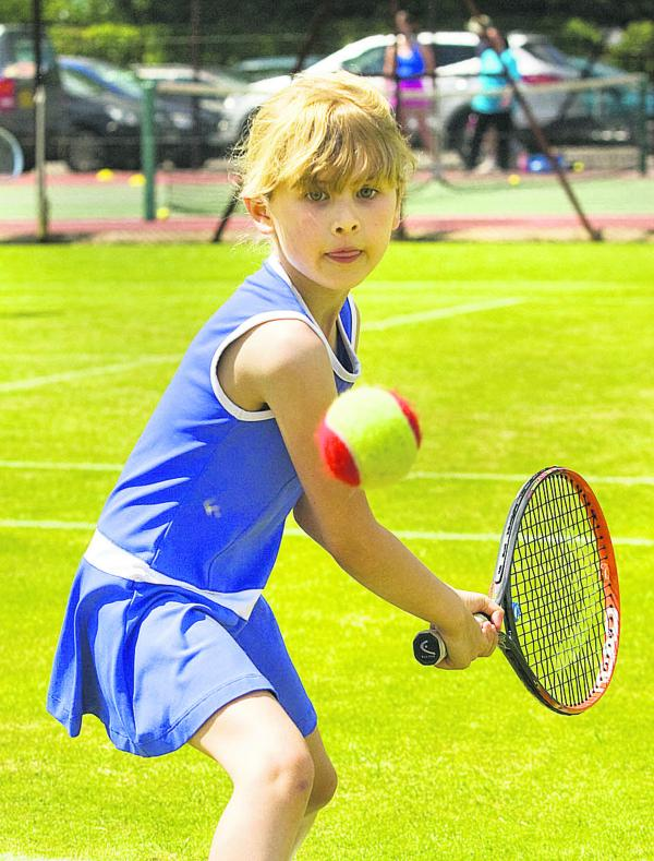 TENNIS: New initiative is launched