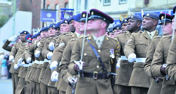 23 Pioneer Regiment: A proud and poignant final parade