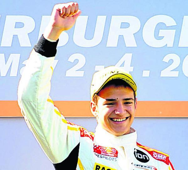 Alex Palou  Picture: EuroFormula Open