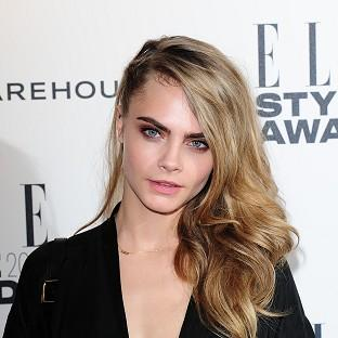 Cara Delevingne is tipped for a role in Zoolander 2