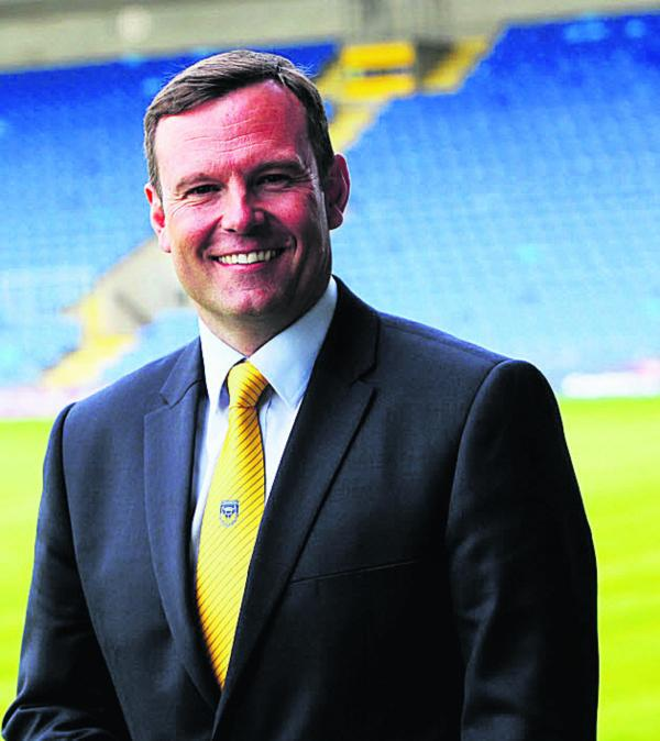 Oxford United chief executive Mark Ashton will be working hard to tie up a deal over the weekend