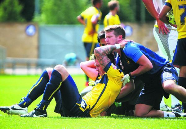 Selfless Raynes puts Oxford United first