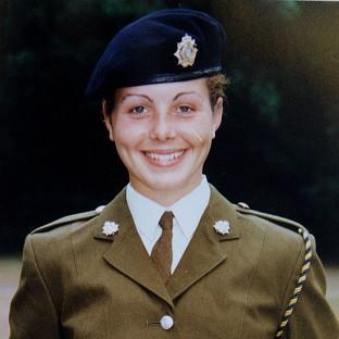 Private Cheryl James died at Deepcut