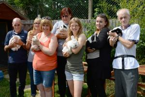 Tiny Paws charity gets a big boost