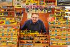 The cars are the stars: Nick Mulford at the toy fair