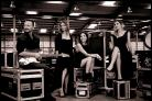 Heading to the Palace: Irish band The Corrs