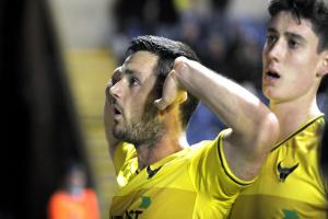 Patrick Hoban says Oxford United could not have done more to beat Newport County