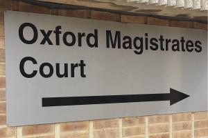 SCALES OF JUSTICE: The latest results from Oxford Magistrates Court