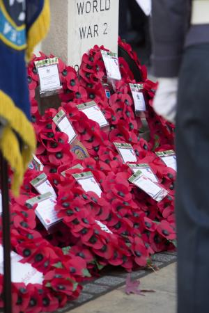 Bicester Advertiser: Click here for pictures from Remembrance Day services in Bicester and around the county