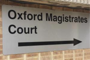 Oxford Magistrates' Court.