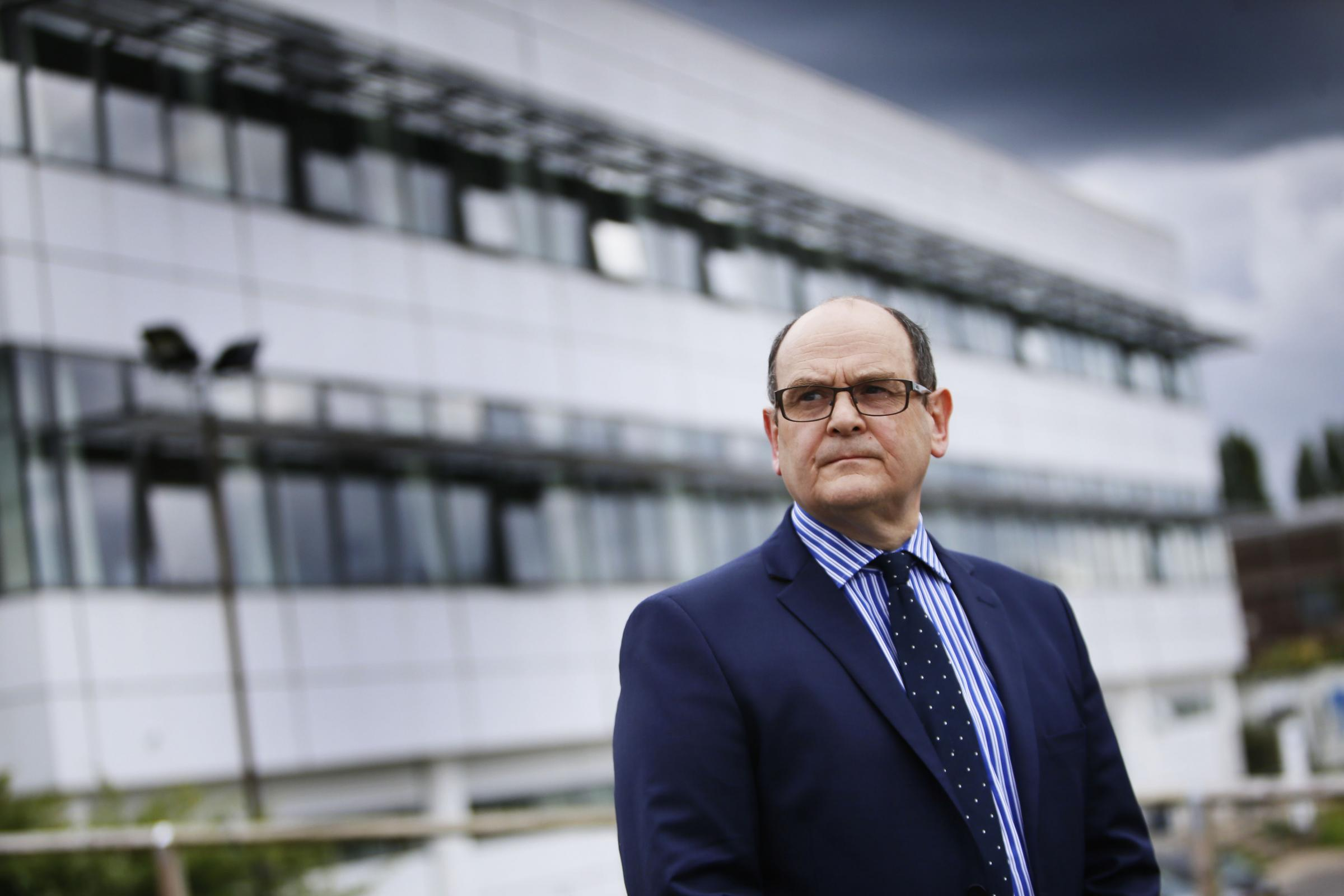 Oxford University Hospitals medical director steps down today