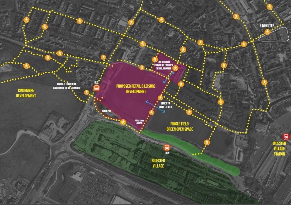 Developer highlights benefits of sports field redevelopment