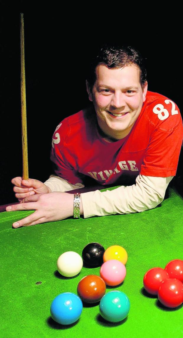 Bicester Advertiser: Karl Walker claimed fourth successive win
