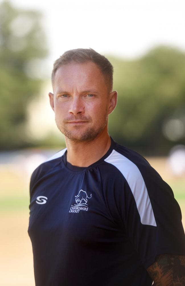 Gareth Andrew took 5-38 as Oxfordshire beat Shropshire by 273 runs