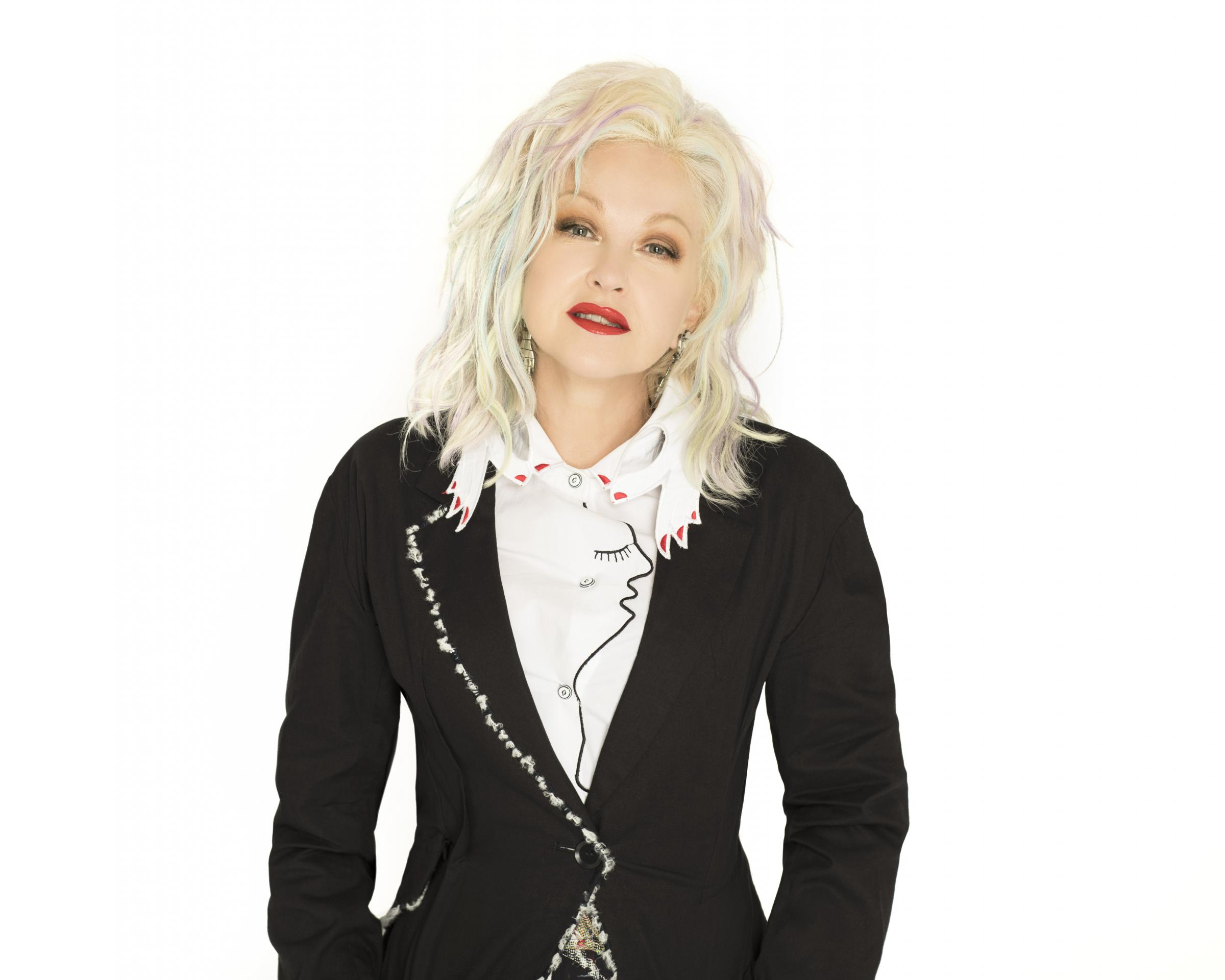 Cyndi Lauper says Working Girl musical