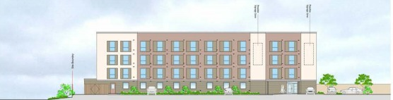 How Premier Inn in Didcot might look once work is finished
