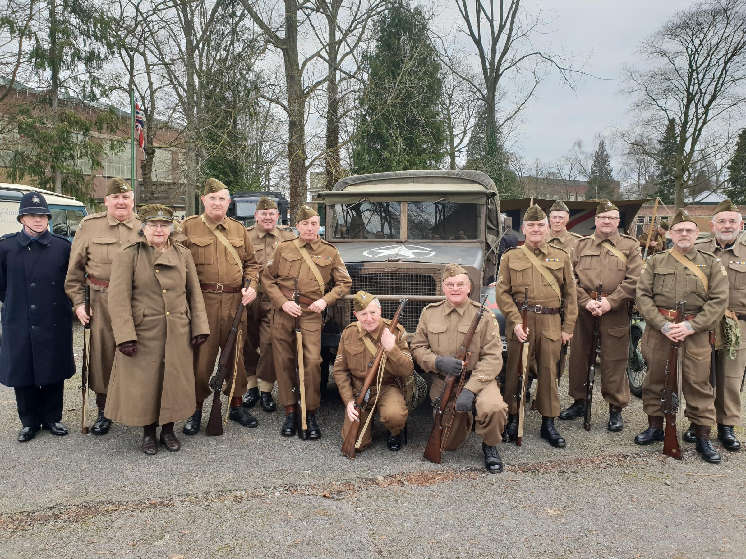 Oxfordshire Home Guard and Home Front History Group