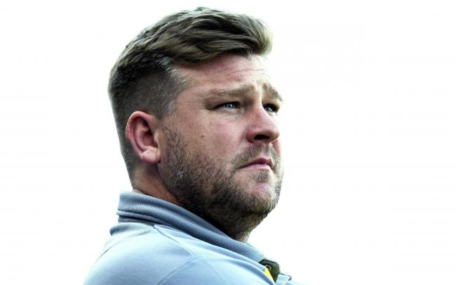 KARL ROBINSON COLUMN: Let's finish a positive week with a crucial three points