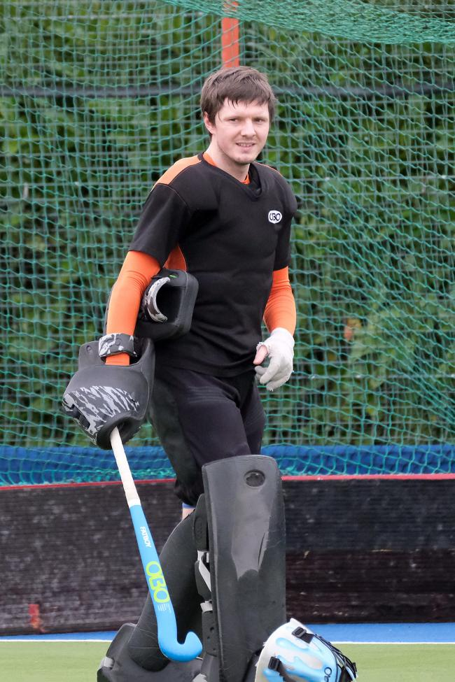 Oxford Hawks goalkeeper Chris Price saved two penalties against Reading to have a big hand in the EH Cup upset