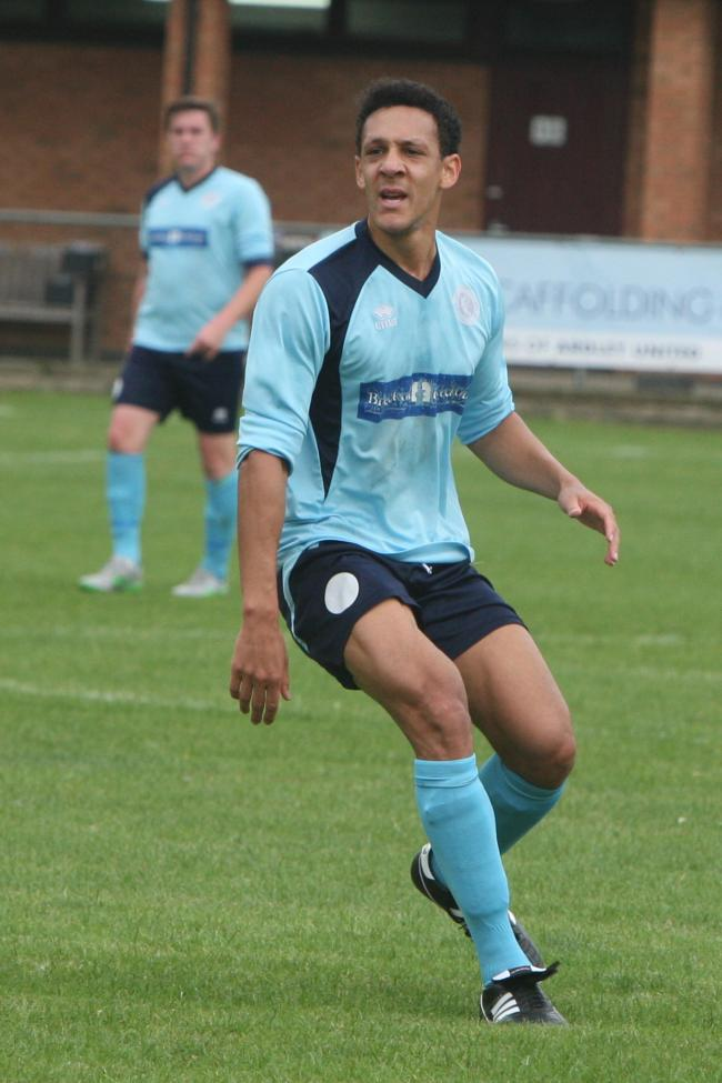 Troy Bryan scored twice in Ardley's win at Thame