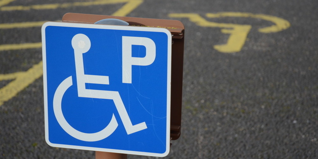Blue Badge Pic: Oxfordshire County Council