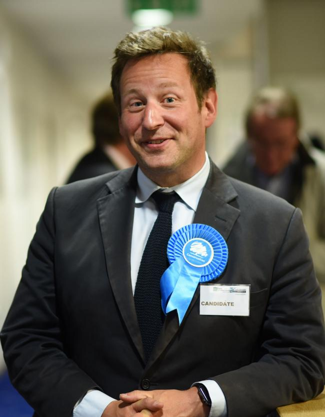 Wantage MP Ed Vaizey voted against the government. Picture: Richard Cave