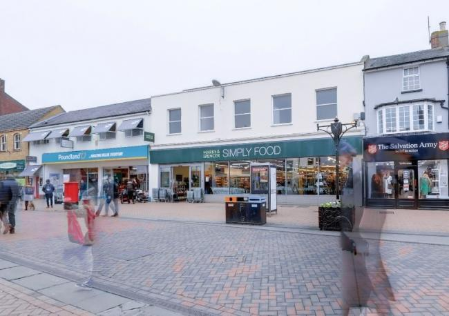Marks & Spencer food hall in Sheep Street, Bicester. Picture: Google Maps