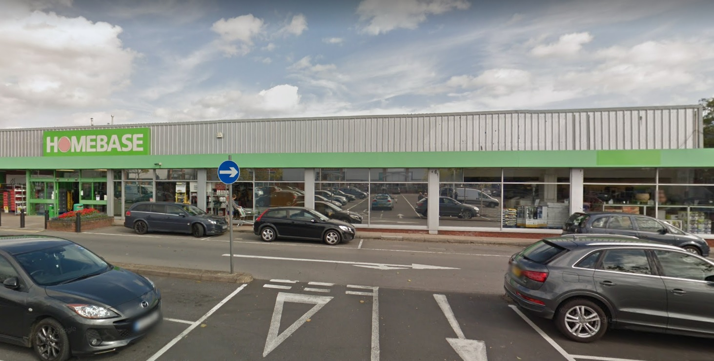 Homebase Abingdon: Google Maps
