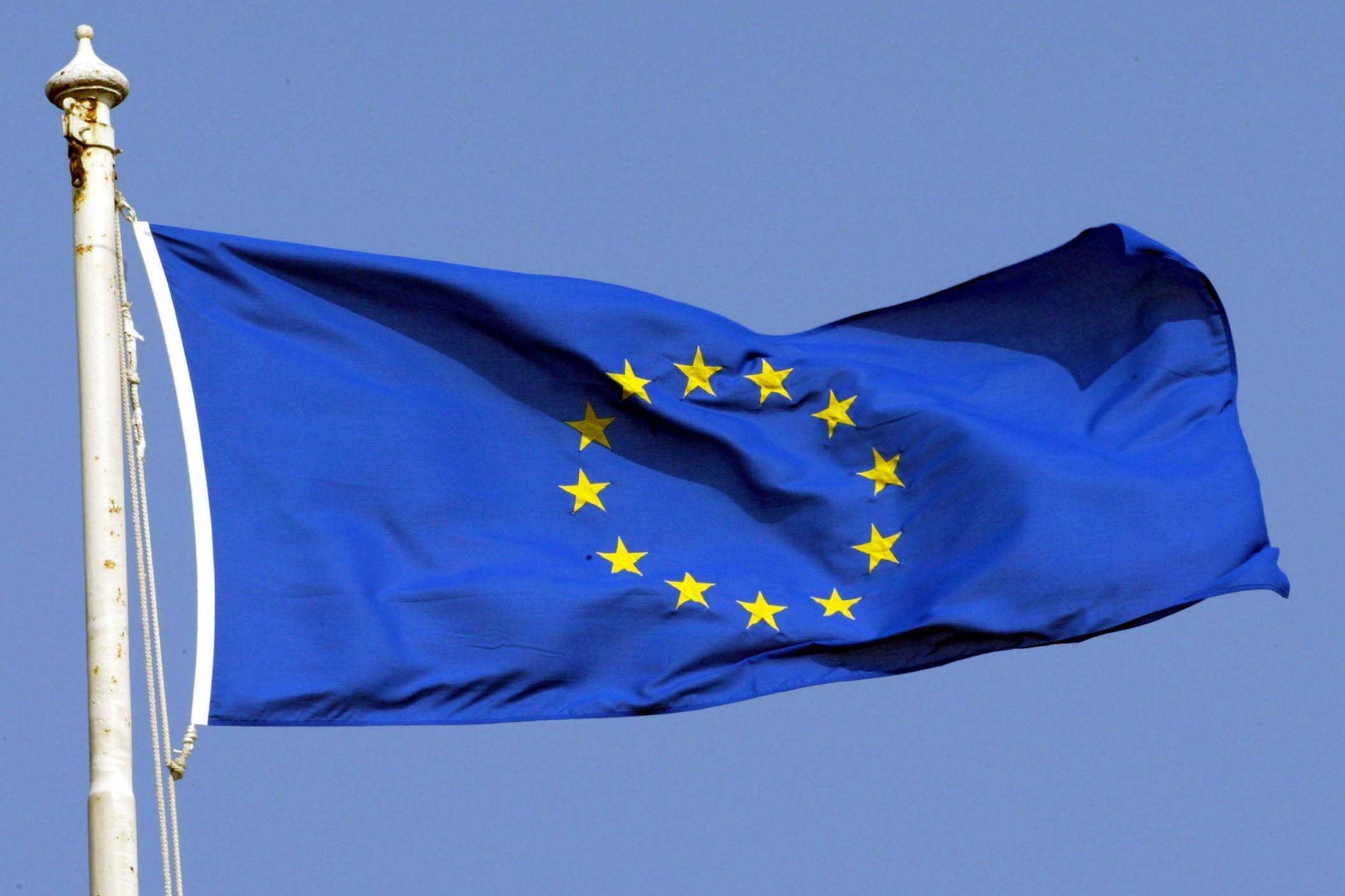 The EU flag