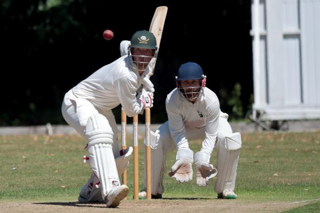 Charlie Miller's 88 was not enough to save Shipton-under-Wychwood from defeat